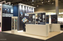 Custom Built Stands at EUW 2016