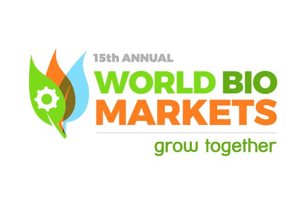 World Bio Markets 2020 logo