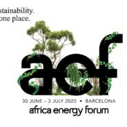 Africa Energy Forum 2020